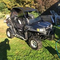 2009 Polaris RZR 800, great for hunting season at a great price!