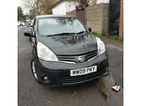 NISSAN NOTE 1.5 DCI DIESEL LONG MOT AUGUST 2021 PX WELCOME