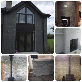 Thin stone cladding for sale