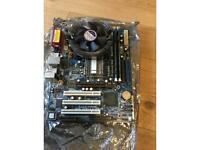 Intel Pentium II 2.67GHz, ASRock P4i65G, RAM and cooler