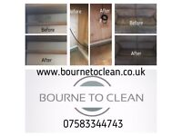 Daily, weekly & Monthly cleaning. End Of Tenancy packages