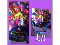 Moshi monster children's chair