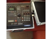Roland SP808 Sampler/Sequencer/Synth/Workstation with Flight Case