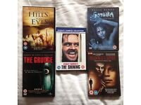 Mixed DVDs for sale