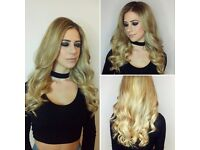 Be a model for FREE blowdry and makeup