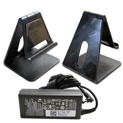NEW Dell XPS 18 1810 1820 AIO Tablet Stand With AC Adaptor 332-1529 46T25 -74VT4