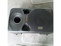 Passive Bass speaker