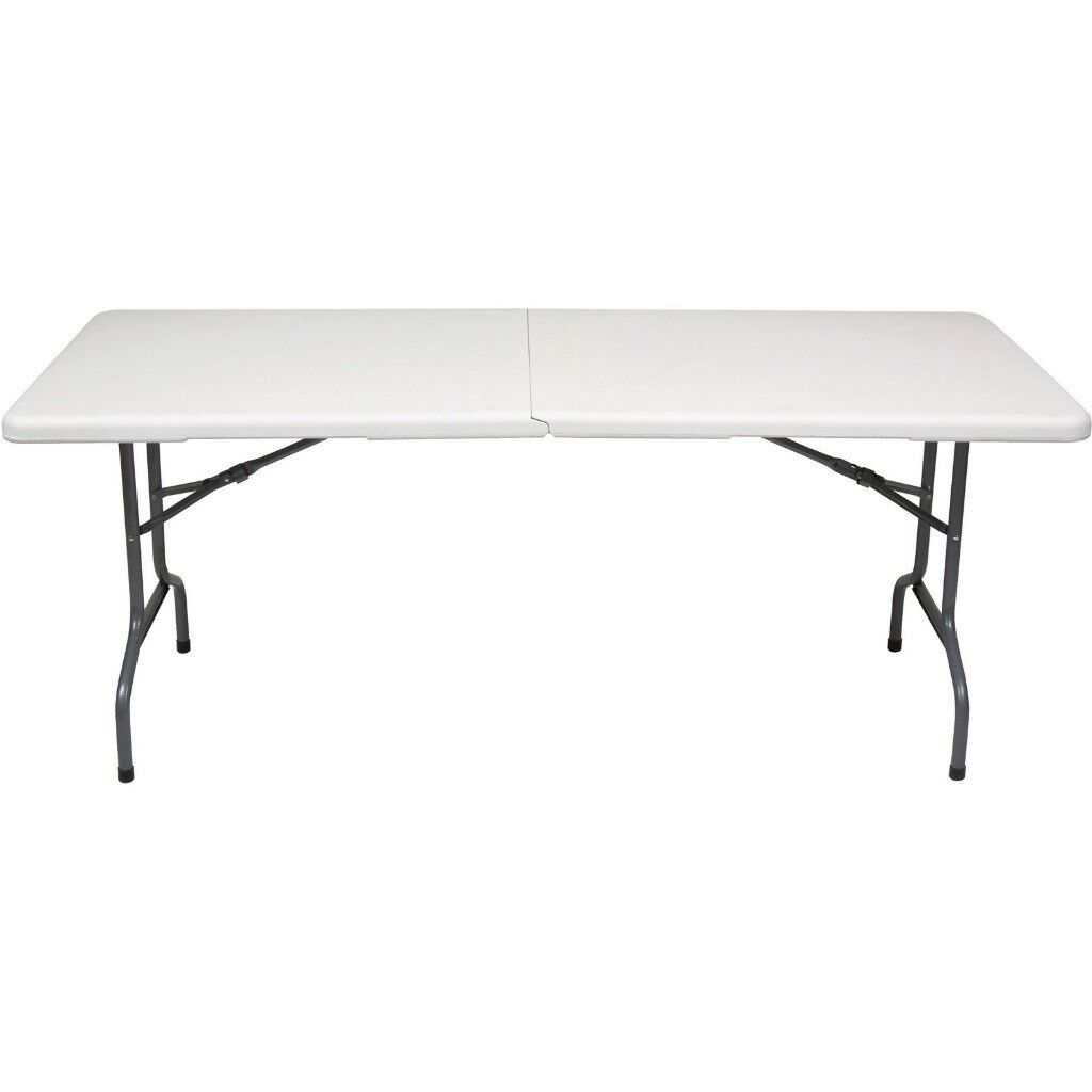 Homebase Lifetime Resin Folding Party Table 152m In Archway London Gumtree