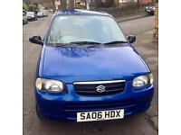 Suzuki Alto 1.0 Blue 5 Door Hatchback 2006 £695 ono 1 Owner from new