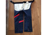 Men's chainsaw trousers