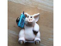 Piggin Mobiles! Pig ornament