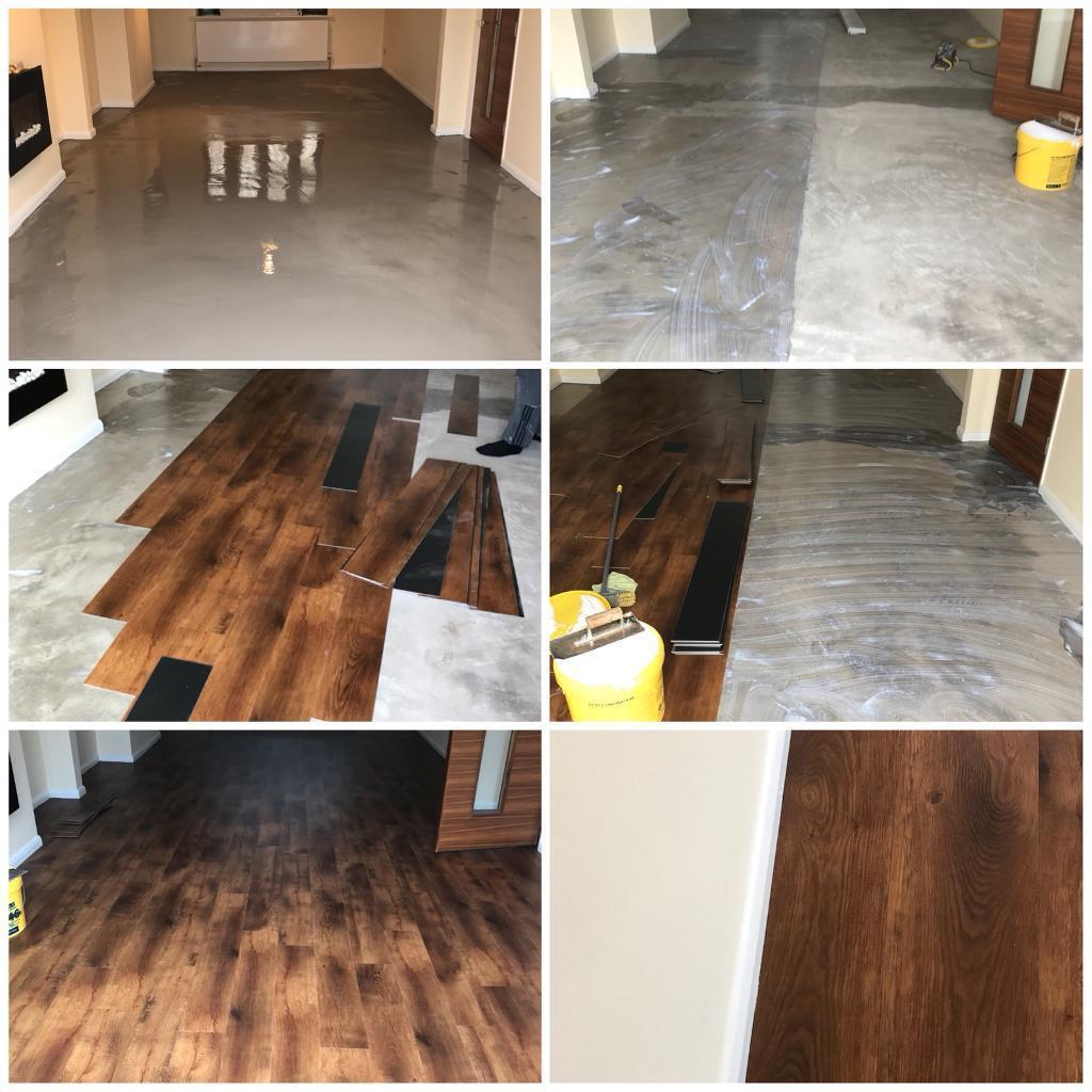 Floor Layer Carpet Er Vinyl Karndean Amtico Lino Laminate Safety Flooring