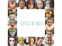 Face Painter £50 for 3hrs!!! London Essex and Hertfordshire based