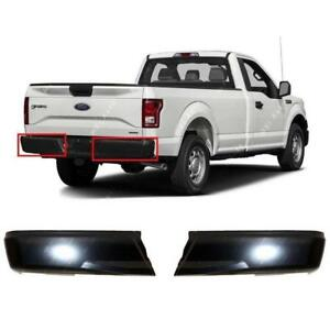New Painted 2015 2016 2017 Ford F-150 Rear Bumper