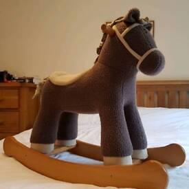 Rocking horse (from John Lewis)