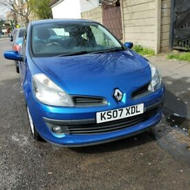 image for Renault, CLIO, Hatchback, 2007, Manual, 1390 (cc), 3 doors PX WELCOME