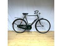 Vintage Raleigh superbe men's bike sturmey archer brooks saddle