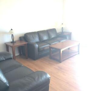 Furnished One Bedroom, Available Immediately