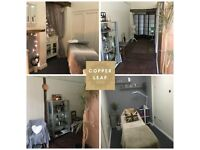 Lovely therapy and beauty rooms to rent in historic Hemel Old Town