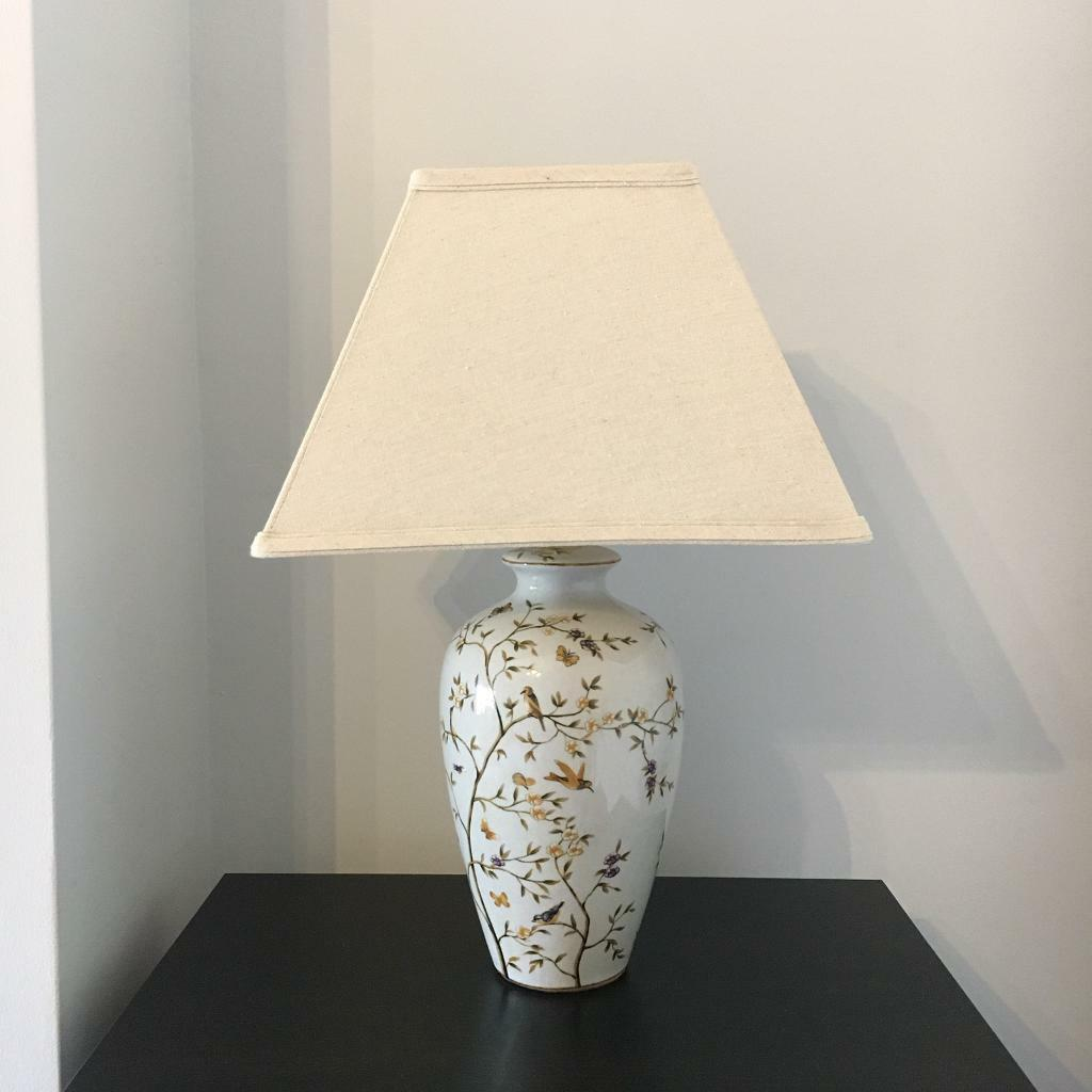 Image of: 2x John Lewis Ceramic Bedside Table Lamps In Queens Park Glasgow Gumtree