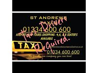 TAXI DRIVERS REQUIRED (St.Andrews)