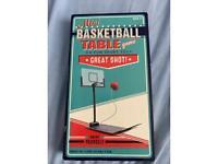 Mini basketball table game !