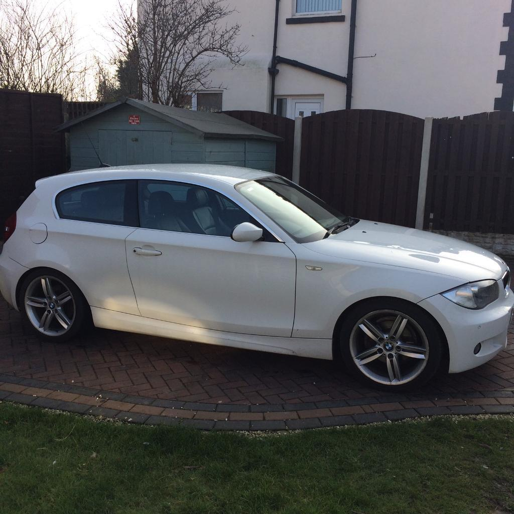bmw 1 series 2 0 m sport 57 2008 in sheffield south. Black Bedroom Furniture Sets. Home Design Ideas