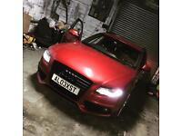 Audi A4 Avant S Line 2009 FASH