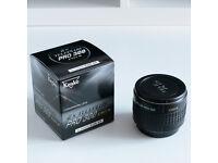 Kenko Teleplus 2x Extender Teleconverter Pro 300 DGX For Canon EF