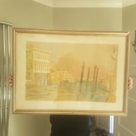 Original paining of Venice. Absolute Bargain
