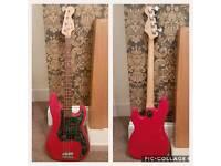 Fender Squier Affinity Precision Bass