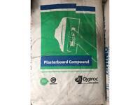 Plasterboard compound