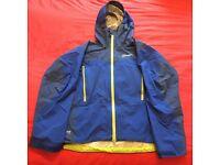 Berghaus Gore-Tex Pro Civetta Jacket, large, blue/green