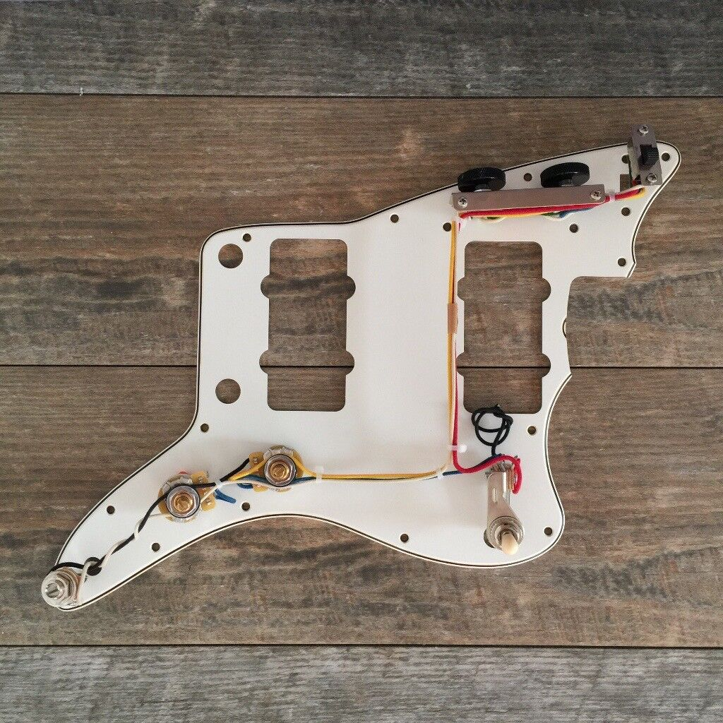 Jazzmaster wiring harness wiring circuit jazzmaster wiring harness vintage style high spec usa avri in rh gumtree com fender jazzmaster wiring cheapraybanclubmaster Image collections