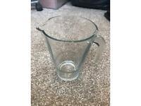 IKEA glass jug