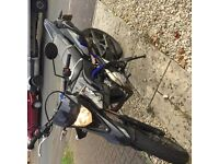 125cc YamahaWR125X for Sale in running order and condition