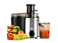 NEW Powerful Juicer Machine 400W Juice Maker Powerful 400 Watt with Jug & Cleaning Brush, BPA Free