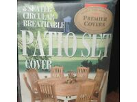 patio set cover for 8 seater table - Brand New