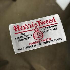 Official Harris Tweed with Official Labels