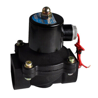 Dc12v 1 Inch Electric Solenoid Valve For Air Water Replacement Plastic