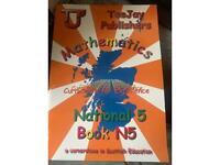 TeeJay national 5 mathematics book