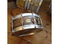 """Abb Hand Crafted Snare Drum 14"""" x 6"""" birch shell"""