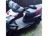 Sinnis Harrier 125cc (see details)