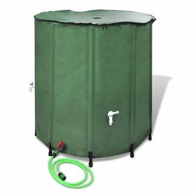 Regentonne Regenwassertank Wassertank Regenwasserfass Zisterne Tank 250/500/750L