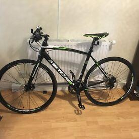 Merida Speeder 300 D 2015 - Flat Bar Road Bike 55cm