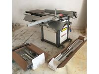 "axminster 10"" saw table saw AW10BSB2"