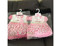 Baby girl flower dress