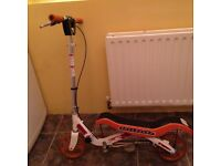 Rock board scooter good condition