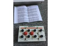 Mam mb33 analog retro bass synth with extra mods