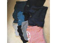 Bundle of men's GAP tops, size M, hardly worn